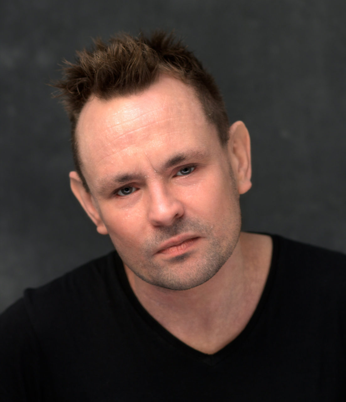 Actor headshot 2021, Male, White, ages 35-45